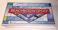 Beachbody opoly Board Game Rare Collectible Monopoly Style New & Sealed