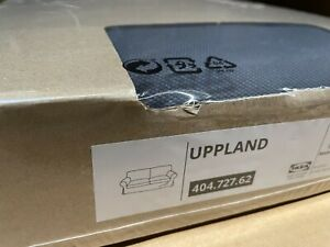 Ikea UPPLAND Cover for loveseat 2 seat COVER ONLY, hallarp gray - NEW