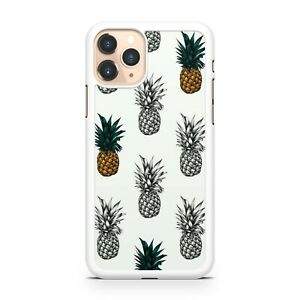 Elegant Colourful Scrumptious Exotic Pineapple Fruit Pattern Phone Case Cover
