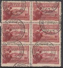 Architecture Australian Stamp Plate Blocks & Multiples