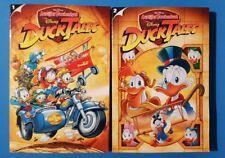 LTB Lustiges Taschenbuch Duck Tales Band 1 + 2  ungelesen  1A abs. TOP