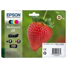 Epson T2986 Fraise Multipack cartouches d'encre d'origine N/C/M/J (C13T29864012)