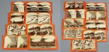 c1870s collection 20 x stereoviews of NIAGARA Falls george barker albumen photos