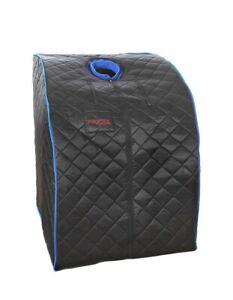 FIRZONE UK brand portable infrared FIR sauna no steam far infrared rays Standard