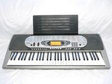 CASIO CTK-573 Casio Keyboard with adapter WORKING
