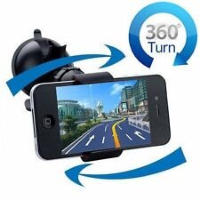 UNIVERSAL CLIP-ON GRIP CAR WINDSCREEN SUCTION MOUNT HOLDER FOR MOBILE PHONES ST