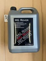 MGF ROVER ORIGINAL HYDROLASTIC SUSPENSION HYDRAGAS FLUID 5LTRS VDS000030