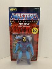 MOTU VINTAGE COLLECTION MASTERS OF THE UNIVERSE SUPER 7 SKELETOR CASE FRESH