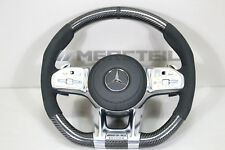 NEW Genuine Mercedes-Benz S-Class W222 Facelift AMG EDITION CARBON SteeringWheel