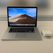 "2015 Retina Apple MacBook Pro 15"" i7 2.5GHz 1TB SSD 16GB 2GB Video A+ Warranty!"