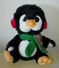 Peluche Pinguino pepsi cola 20 cm pupazzo mascotte gadget pubblicitario plush
