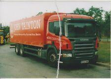 Photo Scania Tautliner,  John Tainton,  Crosskeys,  Gwent