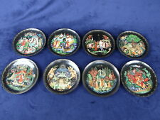 8 Russian Legends Bradford Exchange Collector Decorative Plates