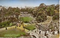 PC26908 The Gardens and Bourne Stream from the Pavilion. Bournemouth. Thunder an
