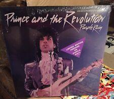Prince Purple Rain/GOD 1984 45rpm 2 Cut MAXI SINGLE Sealed Vinyl Revolution