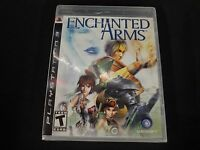 Enchanted Arms (Sony PlayStation 3, 2007) Brand New Factory Sealed