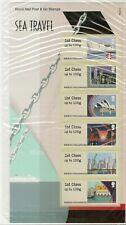 GB 2015 Sea Travel Post & Go Presentation Pack