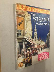 Sherlock Holmes - The Strand Magazine (mars 1922)