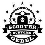 Scooter Customs Gebel