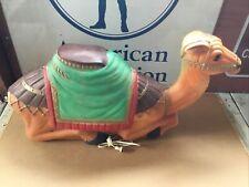 Vintage Christmas Nativity Camel Blow Mold