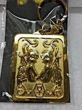 Saint Seiya Pandora Box GEMINI Metal Keychain Die Cast Made VERY RARE