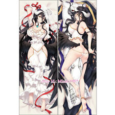 Overlord Dakimakura Albedo Anime Girl Hugging Body Pillow Covers Case