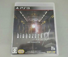 PS3 Resident Evil Biohazard Zero 0 HD Remaster Japanese