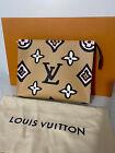 Louis Vuitton Wild At Heart Arizona Monogram Canvas Toiletry Pouch 26