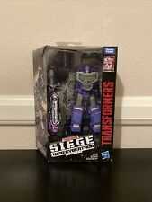 Transformers: Siege - War for Cybertron - Refraktor - Sealed Free Shipping