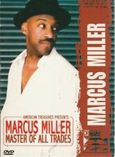 JAZZ/FUNK/MARCUS MILLER - Master of all Trades DVD