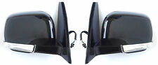 Mitsubishi Pajero/Montero/Shogun 2000-2014 Right Left outside wing mirror Black