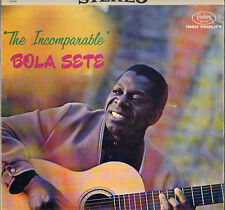 """RARE BOLA SETE """"THE INCOMPARABLE"""" 60'S LP FANTASY 8364"""