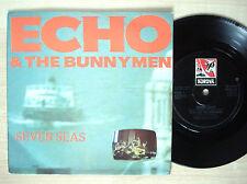 "Echo & The Bunnymen Seven Seas A//1 B//1 UK 7"" Korova KOW 35 1984 EX+"