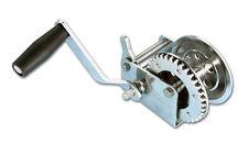 Paranco argano verricello manuale in acciaio zincato 540 Kg 1200lb TREM NAUTICA