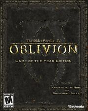 THE ELDER SCROLLS: OBLIVION GAME OF THE YEAR EDITION GOTY - Steam key PC - ROW