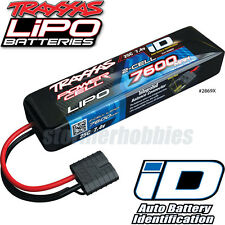 Traxxas 7600mAh 2-Cell 7.4V iD LiPo Battery Pack 2869X - Slash 2WD 4x4 VXL Rally