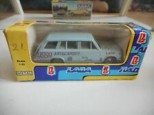 USSR / CCCP Lada 2102 Rally in Light Blue on 1:43 in Box