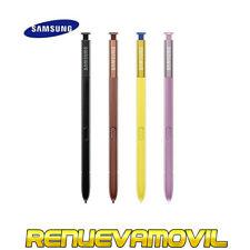 Lapiz Tactil Puntero S Pen Stylus Samsung Galaxy Note 9 N960 (No Bluetooth) Azul
