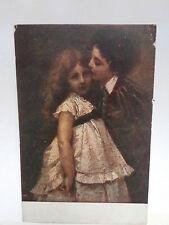 """FP VG  1919 cartolina illustrata Tranquillo Cremona """" I due Cugini """""""