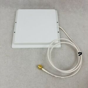 Hyperlink Technologies 2.4 GHz 14 dBi Flat Patch Antenna Model RE14P Tested