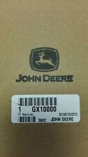 John Deere GX10000 Grass Catcher Bag    /    JA60 - JA65 - JX75 - JX85 - 14SS