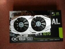 Asus - GTX 1070 GPU - DUAL-O8G - Nvidia Graphics Card