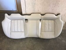 11 12 13 BUICK REGAL REAR BENCH SEAT BOTTOM TAN LEATHER