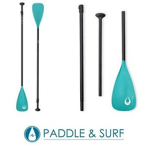 Legacy Lightweight Aluminium SUP Paddle Adjustable 3-Piece Stand Up Paddleboard