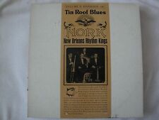 New Orleans Rhythm Kings (Vol. 2): Tin Roof Blues Vinyl Lp 1960 RIVERSIDE RECORD