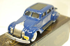 1/43ème  CHRYSLER AIRFLOW 4 DOOR SEDAN 1934 - BROOKLIN BOITE BRUNE BRK 7