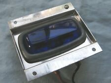 Jaguar Blue Lens Glove Box Cubby Light Mk 2 MkX XKE 420