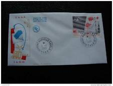 TAAF enveloppe 1er jour 1/1/86 - timbre stamp -yvert et tellier aérien n°95 (cy7