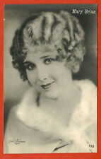Usa, Silent And Talkie Movie Star, Actress Mary Brian, Ed. Ballerini Fratini m