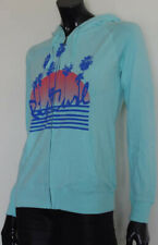 "Rip Curl Ladies ""MALAGA"" Zip Up Hoodie Jumper size 10 NWOT RIPCURL"